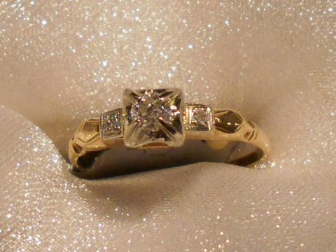 Picture of Diamond Ring E4656