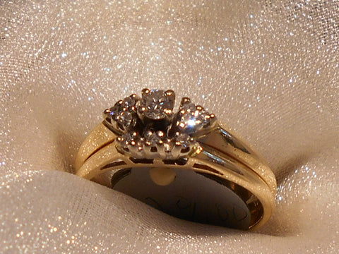Picture of Wedding set E4796