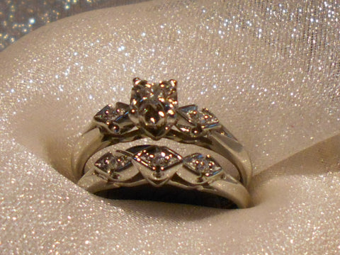 Picture of Wedding set E4915