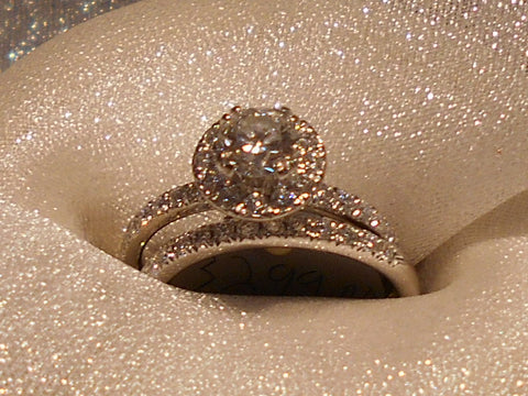 Picture of Wedding set E4909