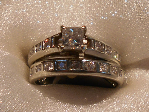 Picture of Wedding set E4450