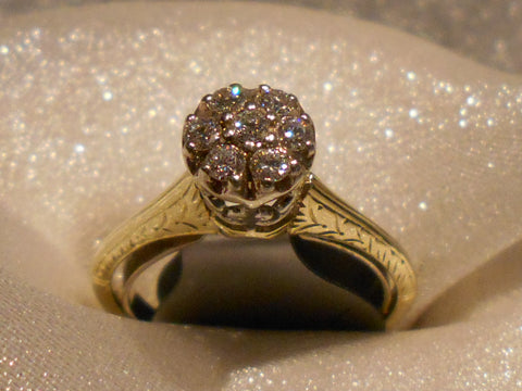 Picture of Diamond Ring E4979