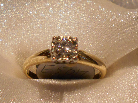 Picture of Diamond Ring E5018