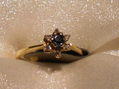 Ladies' ring E5147