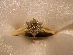 Ladies' ring E5154