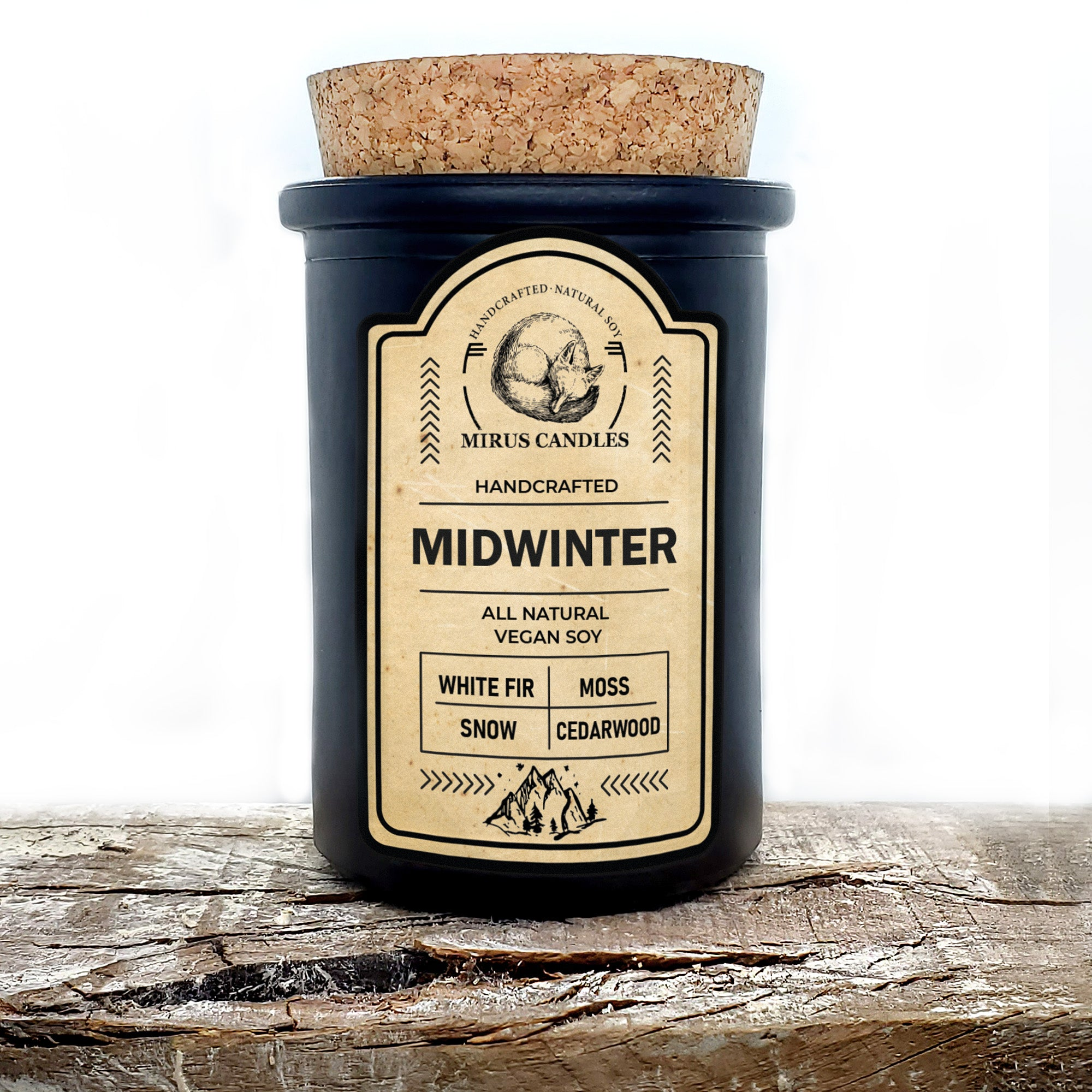 Midwinter | All Natural Soy Candle 6oz