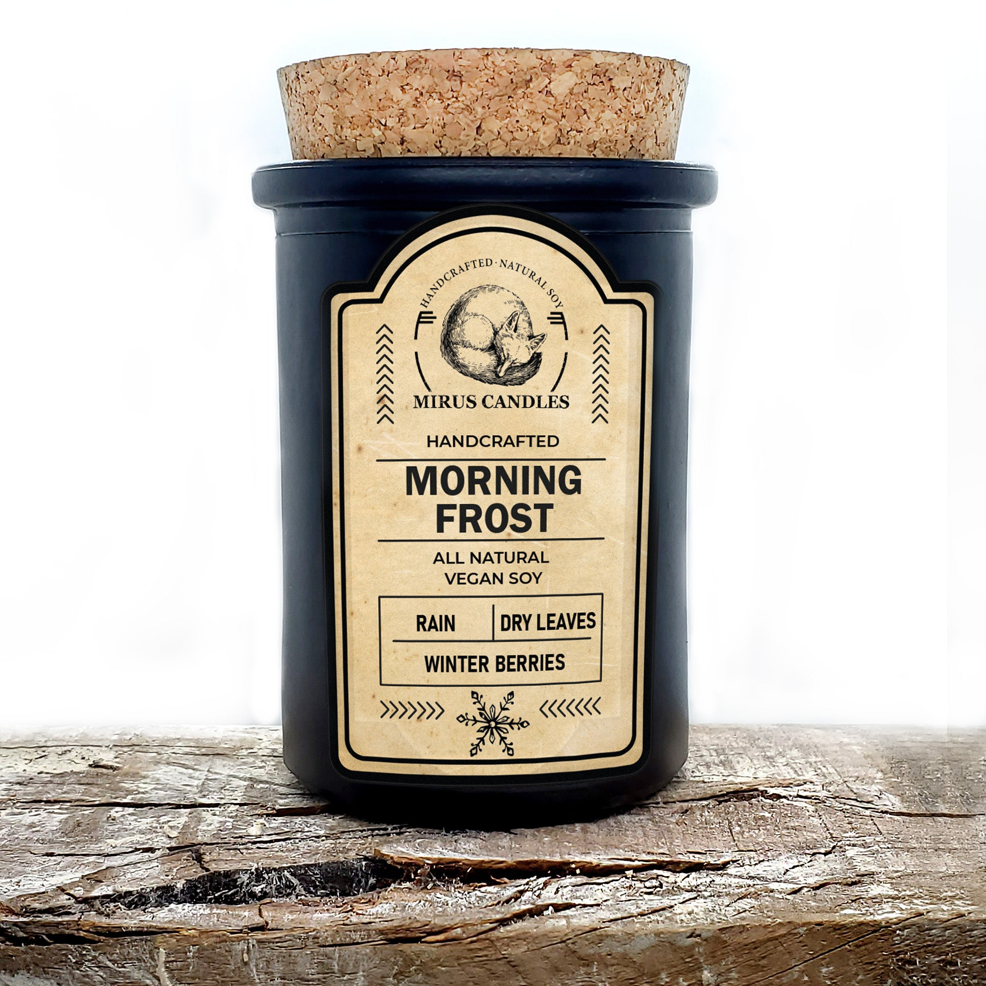 Morning Frost | All Natural Soy Candle 6oz