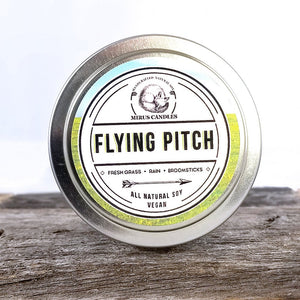 Flying Pitch | Harry Potter Inspired Soy Candle 4oz