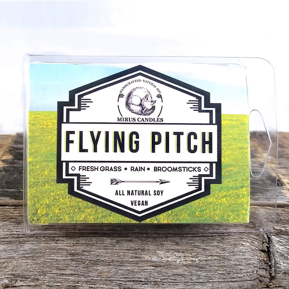 Flying Pitch | Harry Potter Inspired Soy Wax Tart Melts 3oz