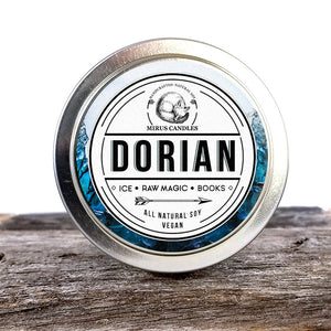 Dorian | Throne of Glass Inspired Soy Candle 4oz