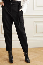 Load image into Gallery viewer, Proenza Schouler Double Belted Tapered Pant