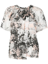 Load image into Gallery viewer, Proenza Schouler Bow back tissue weight top