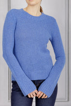 Load image into Gallery viewer, Mary Jane Sweater - Sky Blue