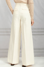 Load image into Gallery viewer, Rodolf Wide Leg Pant - Creme