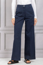 Load image into Gallery viewer, Jay Wide Leg Pants - Marine