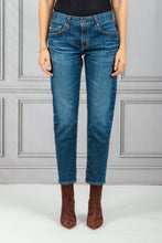 Load image into Gallery viewer, The Ex-Boyfriend Slouchy Slim Denim Jean - 10 Years Alliance