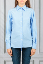 Load image into Gallery viewer, Colombe Button Down Classic Shirt - Blue
