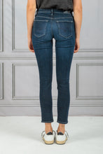 Load image into Gallery viewer, The Prima Ankle Cigarette Ankle Denim Jean - Concord