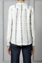 Load image into Gallery viewer, Henri Button Down Blouse - This Is As Far As This Matter Goes