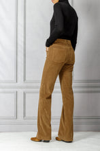 Load image into Gallery viewer, Celia Corduroy Flare Pant - Chestnut