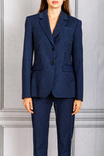 Load image into Gallery viewer, Fenice Slim Cut Blazer - Berry