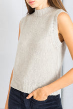 Load image into Gallery viewer, Aiden Sleeveless Pullover - Nutmeg