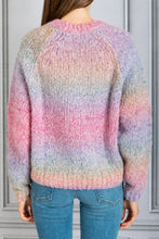 Load image into Gallery viewer, Percy Crewneck Chunky Sweater - Multi