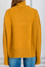 Load image into Gallery viewer, Malo Turtleneck - Mustard