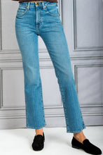 Load image into Gallery viewer, Vivian Bootcut Flare Denim Jean - Vintage Blue