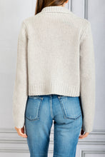 Load image into Gallery viewer, Jackson Button Down Sweater - Nutmeg