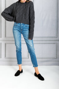 Velma Skinny Denim Jean - Blue