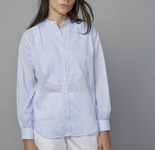Load image into Gallery viewer, Officine Generale Stripe Joana Shirt
