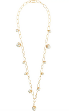 Load image into Gallery viewer, Albizia 18k Gold Plated Long Necklace