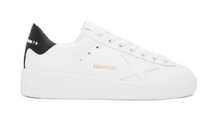 Load image into Gallery viewer, Purestar Low Top Sneaker with Black Heel Tab