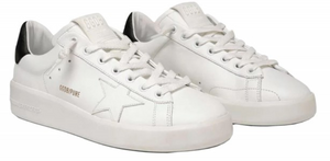 Purestar Low Top Sneaker with Black Heel Tab