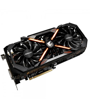 Gigabyte Aorus GeForce GTX 1080 Ti 11Go - Carte graphique
