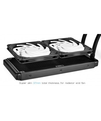Watercooling SilverStone Tek 240mm Intel/AMD