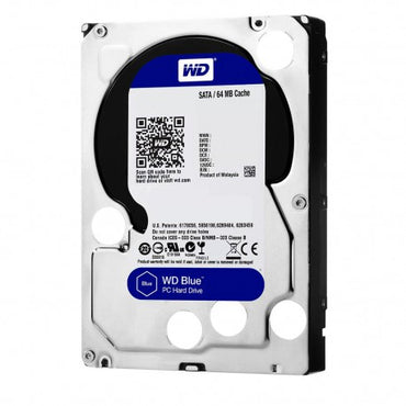HDD WD 1To - interne bureau - bleu