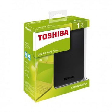 HDD Toshiba Canvio Ready 1To - externe