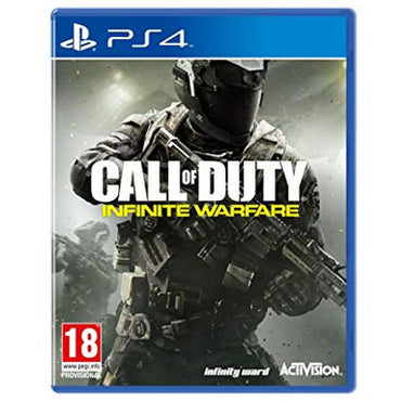 Call Of Duty Infinite warfare ps4 cd