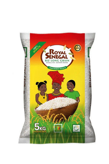 SENEGAL ROYAL LONG GRAIN  5 KG