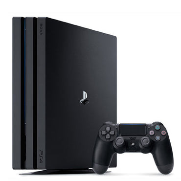Sony PlayStation Playstation 4 Pro 1 TB + Une Manette Dualschock 4 - Noir