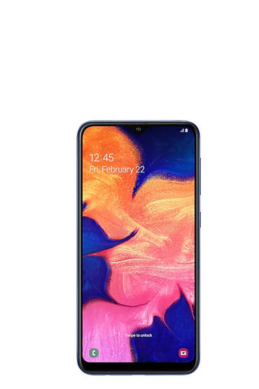 "Samsung GALAXY A10 S- 32GB ROM - 2GB RAM - 6.2"" - ANDROID 9.0"