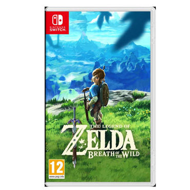 zelda nintendo switch