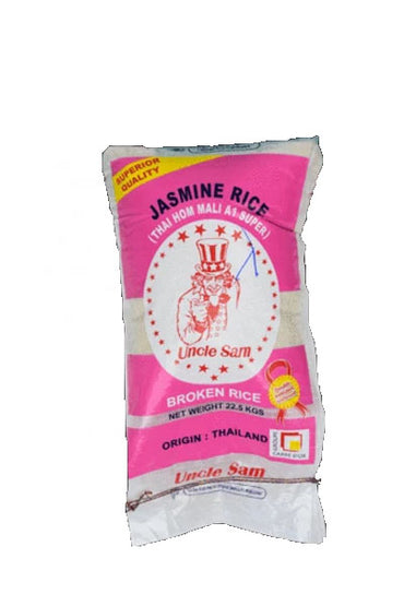 ONCLE SAM JASMIN THAI 100% BRIS  22,5 KG