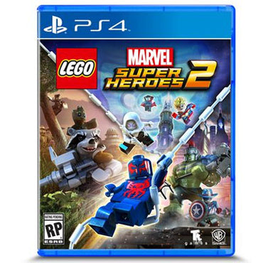 Lego Super Heroes 2 cd ps4