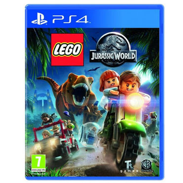Lego Jarassic World cd ps4