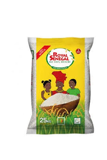 SENEGAL ROYAL LONG GRAIN 25KG