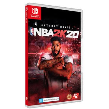 Nba2k20 nintendo Switch