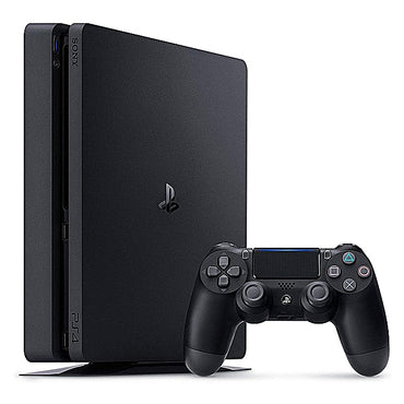 Sony PlayStation Playstation 4 Slim 500G - Noir + 1 Manette